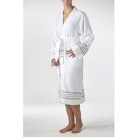 hamam badjas Krem Sultan kimono white beige