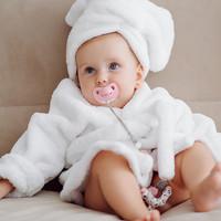Kinderbadjas van katoen: De 5 hipste modellen