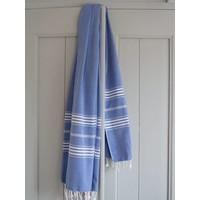 hamamdoek XL grieksblauw