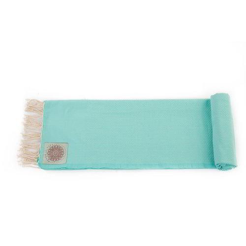 Call it Fouta! hamamdoek Honeycomb turquoise