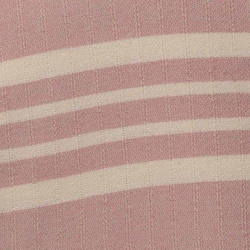 Lalay hamamdoek Krem Sultan XXL rose pink
