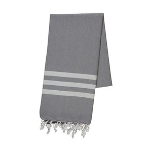 Lalay hamamdoek Bala Sultan dark grey