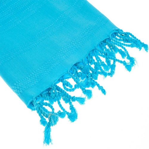 Hamams own pareo hamamdoek Aqua turquoise
