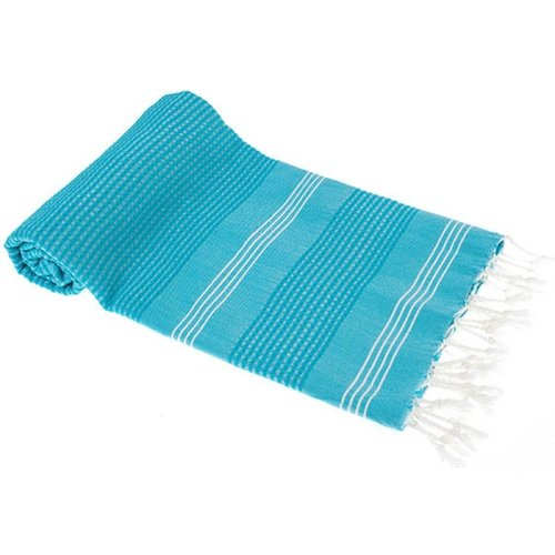 Hamams own hamamdoek BeachFun turquoise