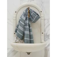 hamam handdoek dennengroen