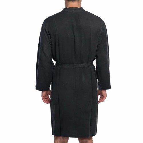 Lalay Hamam badjas YKS zwart