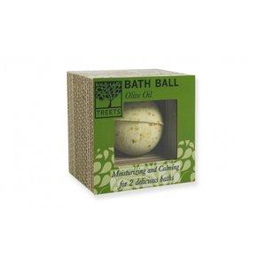 Treets Badbruisbal Olive Oil 100% eco