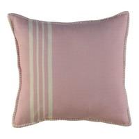 Kussenhoes 50x50 Krem Sultan rose pink
