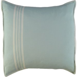 Lalay Kussenhoes 40x40 Krem Sultan mint
