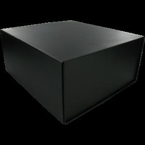 Hamams own Cadeauverpakking - magneetdoos zwart 23x20x10