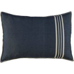 Lalay Kussenhoes 50x70 Krem Sultan navy