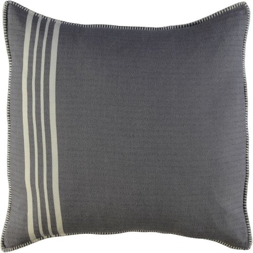 Lalay Kussenhoes 50x50 Krem Sultan dark grey