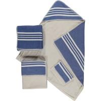 Newborn baby gift set royal blue