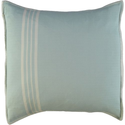 Lalay Kussenhoes 50x50 Krem Sultan mint
