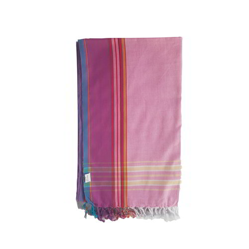 Hamams own kikoy handdoek pink