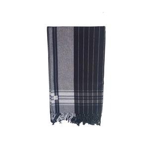 Hamams own kikoy handdoek black