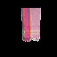 kikoy handdoek pink multi