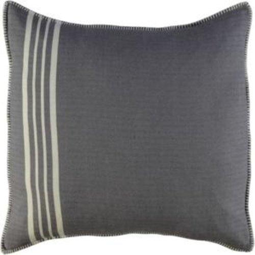 Lalay Kussenhoes 65x65 Krem Sultan dark grey