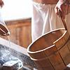 5x hamamdoeken voor de sauna
