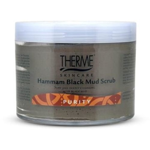 Therme Hammam Black Mud Scrub