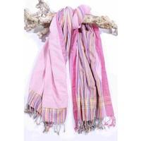 kikoy strandlaken sweet pink stripes