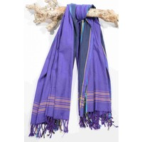 kikoy handdoek Giza purple