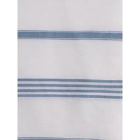 hamamdoek Ganga wit jeansblauw