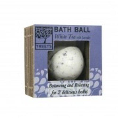 Treets Badbruisbal White Tea Lavender