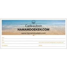 Hamams own Cadeaubon