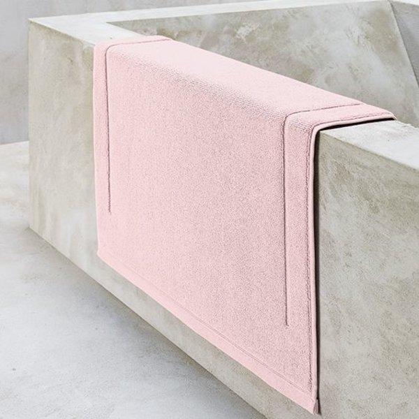 Excellence badmatten ice pink / pearl pink, vanaf