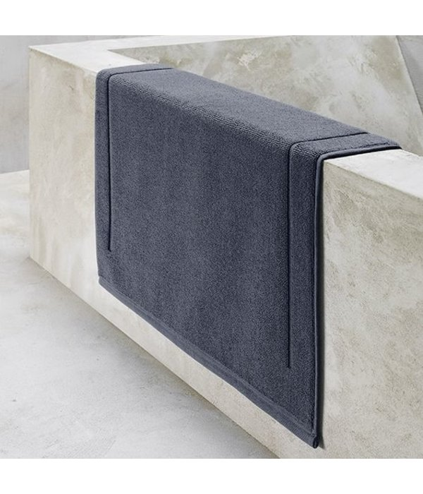 De Witte Lietaer Excellence badmatten dark grey, vanaf