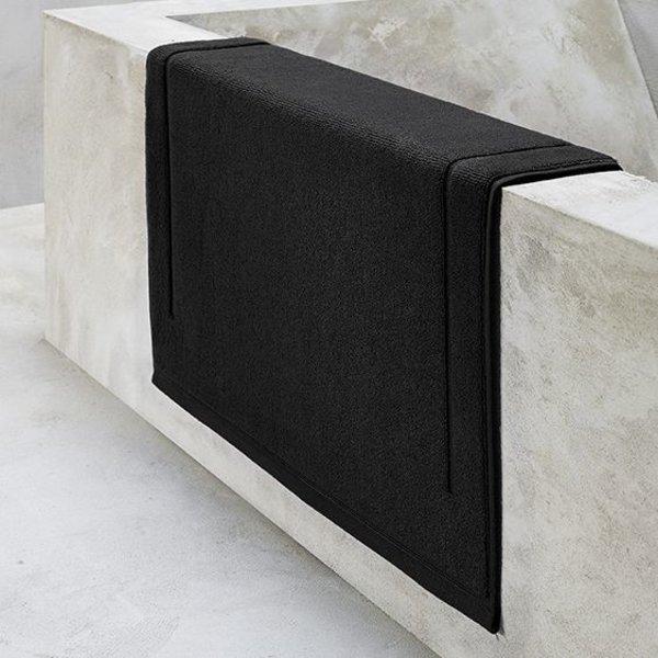 Maom badmatten black (passend bij Excellence), vanaf