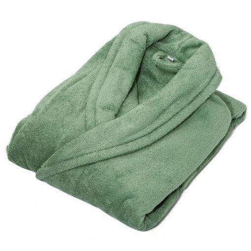 De Witte Lietaer Badjas green Excellence maat S