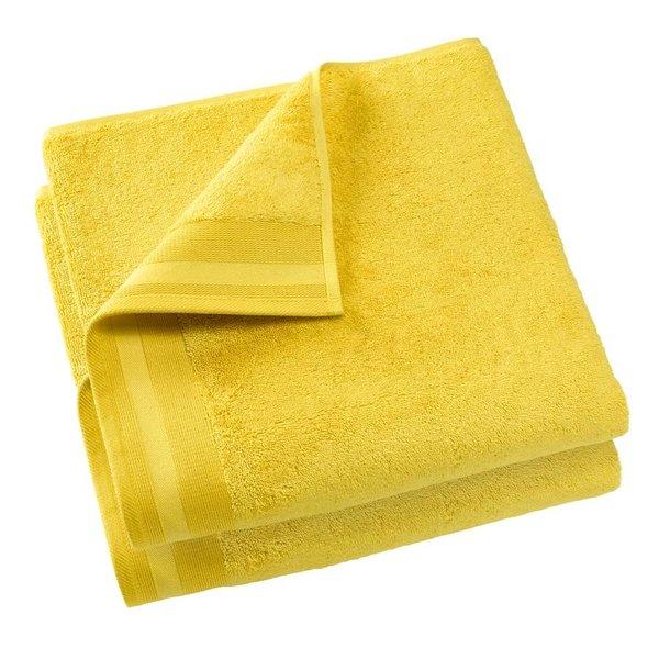 Keukenhanddoek Excellence 60x40 lemon