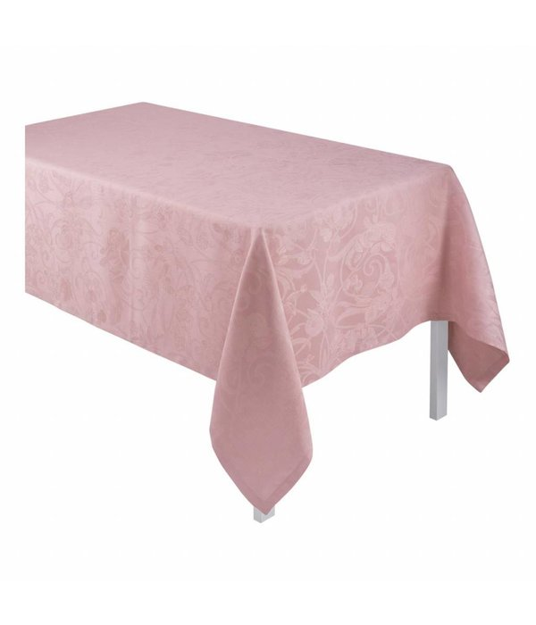Le Jacquard Français Tivoli powder pink tafellinnen