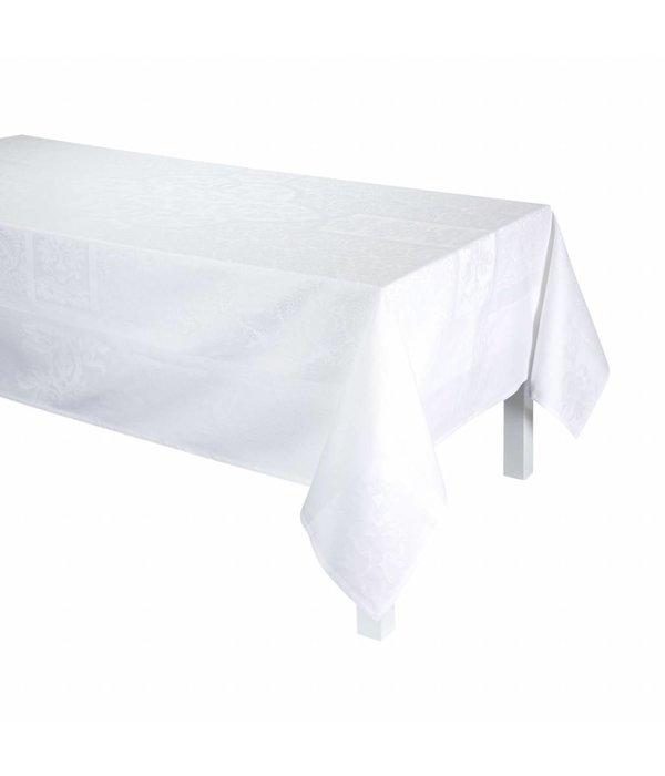 Le Jacquard Français Siena blanc / wit tafellinnen