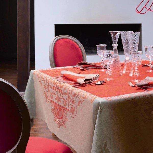Venezia cornelian tafellinnen
