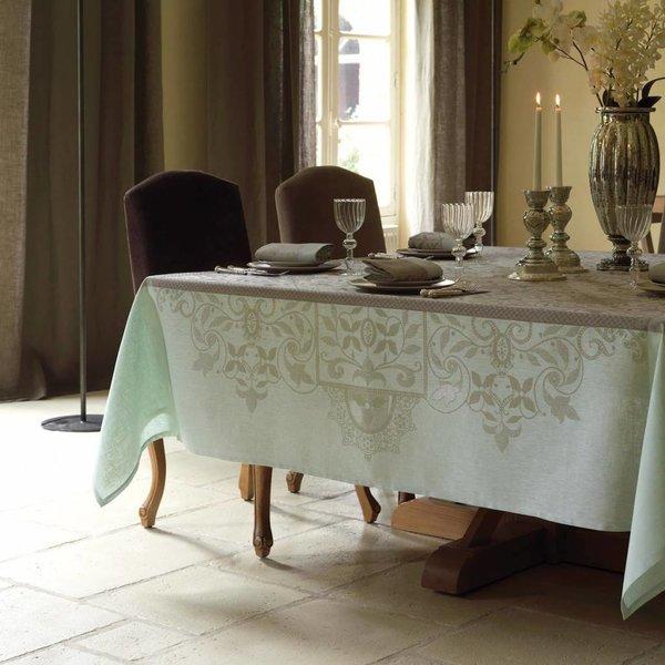 Venezia ash beige tafellinnen