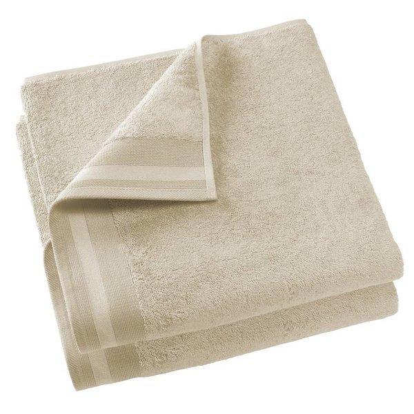 Keukenhanddoek Excellence 60x40 beige sand