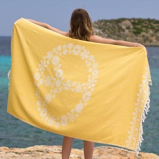 Fashion4Wellness Hamamdoek Peace Indian Summer