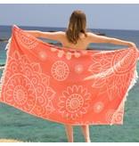 Fashion4Wellness Hamamdoek Gypsy Beauty Coral
