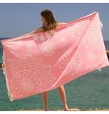 Fashion4Wellness Hamamdoek Gypsy Lovely pink
