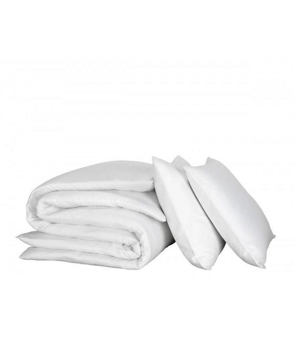 De Witte Lietaer Olivia (uni) white / wit 200 TC