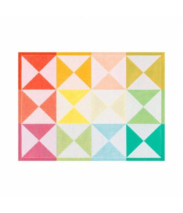 Le Jacquard Français Origami multico