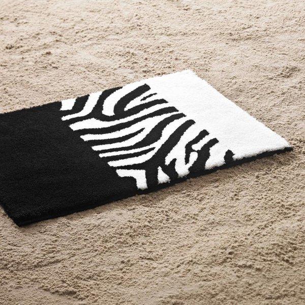Zebra badmatten, vanaf