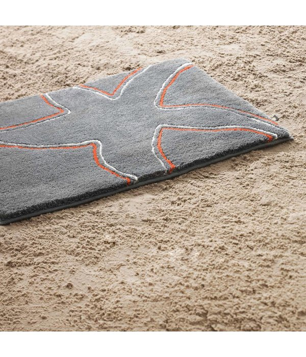 Rhomtuft Starfish badmatten, vanaf