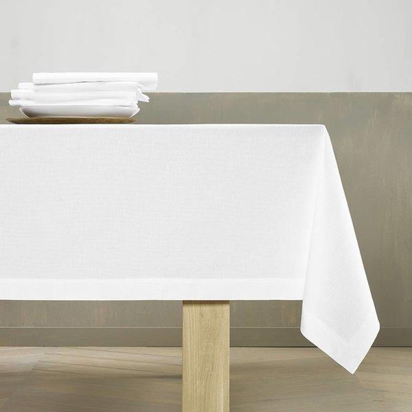 Lambda uni tafellinnen white