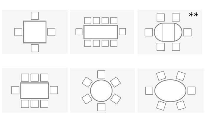 Welke maat tafellaken heb ik ongeveer nodig?