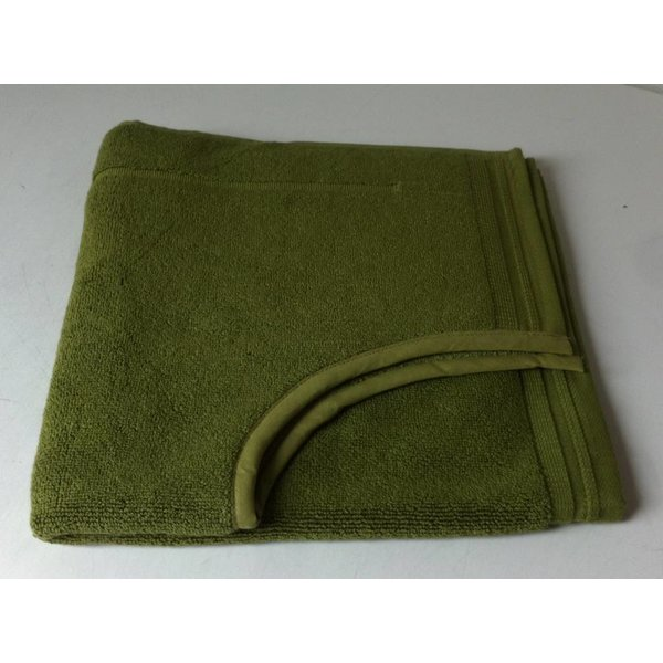 Toiletmat apple green