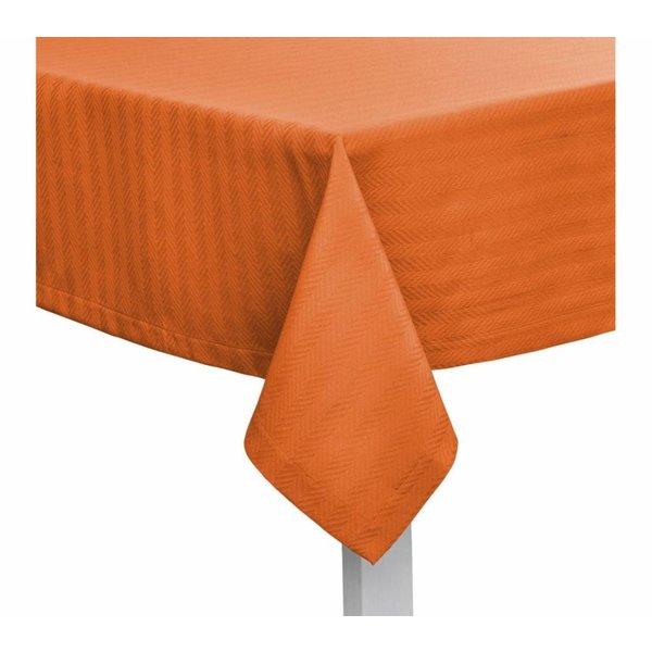 Ben tafellaken 155x350 kleur manderine